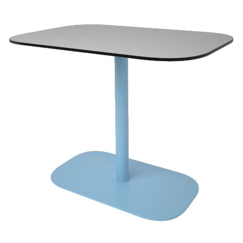 Стол FLAT-1 (12мм) прямоугольный