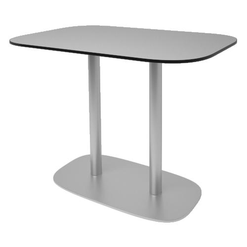 Стол Флэт W (12мм) прямоугольный