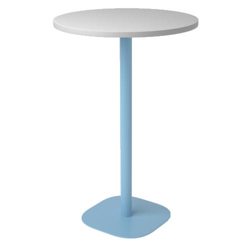 Стол барный Флэт Бар круглый (25мм)