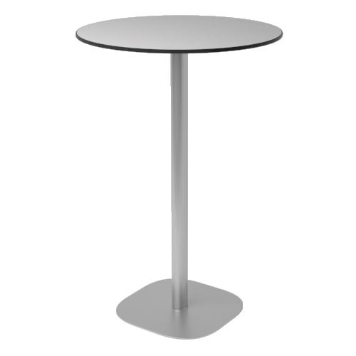 Стол барный Флэт Бар круглый (12мм)