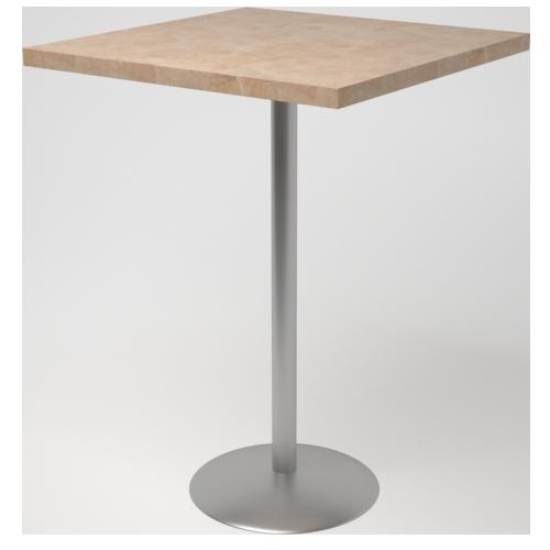 Барный стол Стив квадратный