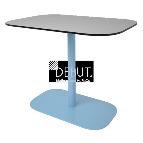 Стол Флэт L (12мм) прямоугольный