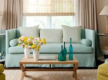 Как выбрать цвет мебели в интерьере