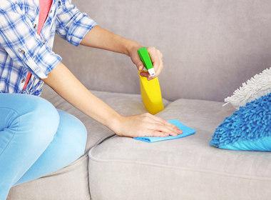 Как почистить обивку стульев от пятен