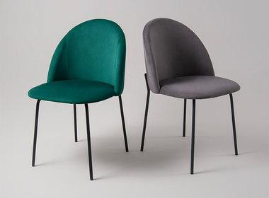 Как выбрать ткань для обивки стульев
