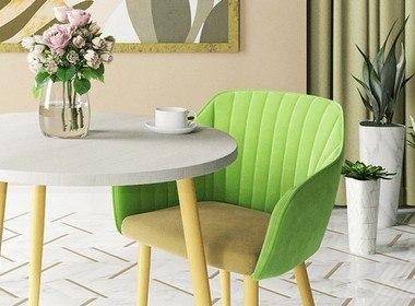 Дизайнерские кресла в оформлении гостиной